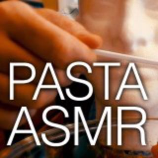 PASTA ASMR with ITALIAN ACCENT... Little Talk, Lot of mouth sounds!