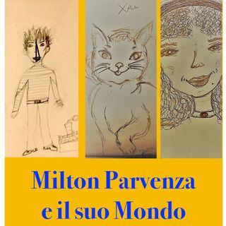 Fiabe alla Radio : Milton Parvenza e il suo Mondo.