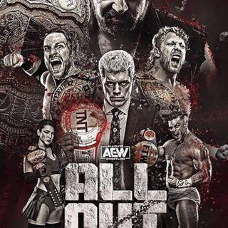 TV Party Tonight: AEW All Out (2020)