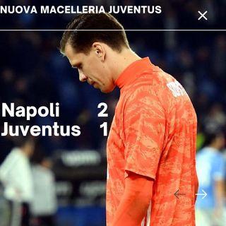 Napoli-Juventus: fine harakiri mai (?)