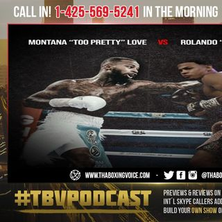 "☎️Will Floyd Mayweather Allow ""Rolly"" Rolando Romero vs Montana Love🔥❓"