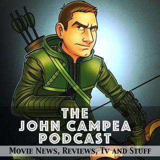 The John Campea Podcast: Episode 23 - Commissioner Gordon Is Jacked!
