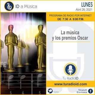 La música y los premios Oscar