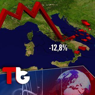 Sarà una catastrofe! Per il Fondo Monetario PIL italiano al - 12,8%