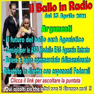 Musicando il ballo in radio TV 204