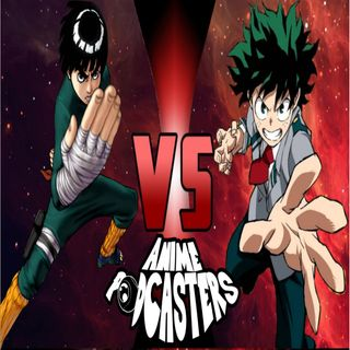 Anime Podcasters 85: Death Battles We Need!!!!