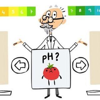La scala del pH: intervista impossibile a Sorensen