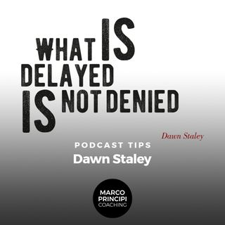 """Podcast Tips""""Dawn Staley"""""""