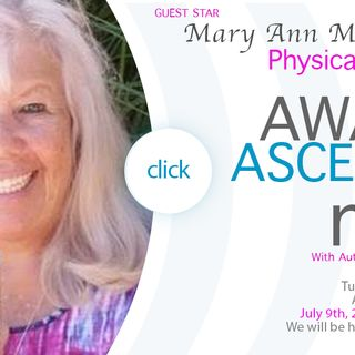 Awaken Ascension Radio 2020 Mary Ann Medium