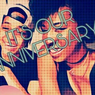 It's Our Anniversary!!