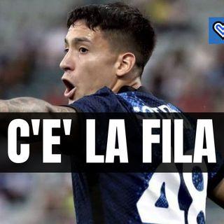"""Calciomercato Inter, ag. Satriano: """"Lo vogliono in tanti"""""""
