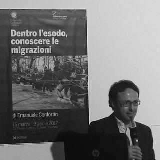 Dentro l'esodo: intervista a Emanuele Confortin