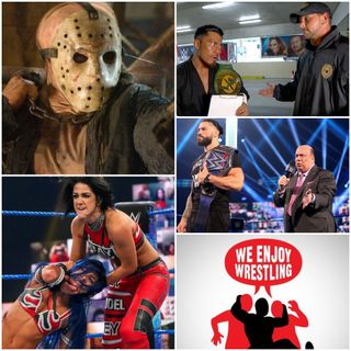 Ep 131 - Jason Adjacent (WWE TV + Friday the 13th 2009 Reboot Recap)
