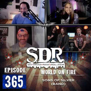 Sons Of Silver (Band) - World On Fire