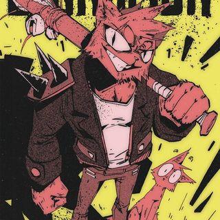 Cinnamon ( Comic Review ) With Victoria Douglas