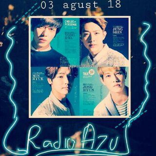 Un adios?/SM/Palabras||RADIO AZUL