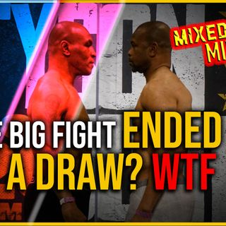Mixed Martial Mindset: Tyson Vs Jones What Really Went Down