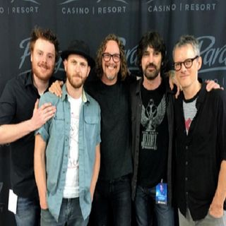 Kevin Martin of Candlebox on #ConversationsLIVE