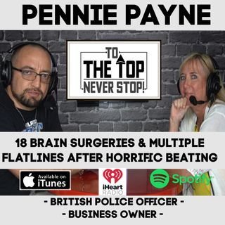 Police Woman With 18 Brain Surgeries Shares Her Inspiring Survival Story! : Pennie Payne