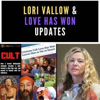 Dr Phil, Love Has Won & This Week's Lori Vallow Updates