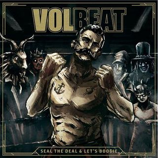 "Metal Hammer of Doom - Volbeat - ""Seal the Deal and Let's Boogie"""
