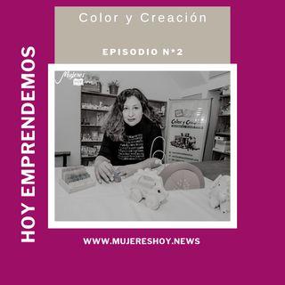 Ep 2: Color y creación - Juguetes para volver a lo simple e incentivar la imaginación