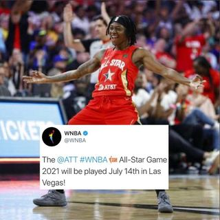 WNBA Allstar Returns July 14