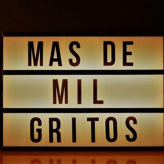 MAS DE MIL GRITOS PROGRAMA 3 TESIS Y X27