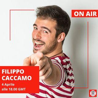 """Filippo Caccamo: """"La mia battaglia è sempre stata quella di vivere con il sorriso"""""""