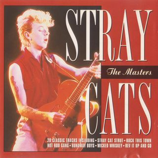 ESPECIAL STRAY CATS THE MASTERS 1997 #StrayCats #stayhome #wearamask #theboys #thechild #xbox #ps5 #crash4 #thesimpsons #blymanor #hbomax