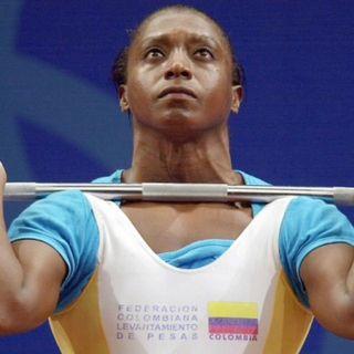 Tenacidad,Esfuerzo Y Disciplina Campeona Mundial De Pesas Con Maria Isabel Urrutia #139