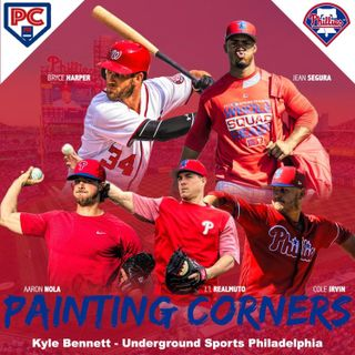 Philadelphia Phillies 2019 Preview with Kyle Bennett of Underground Sports Philadelphia
