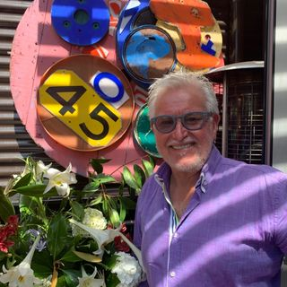 Nice Hotel: Terry Parkes Interview