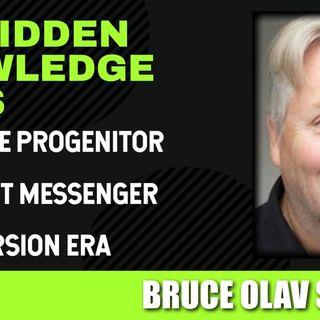 Anzar the Progenitor - Ancient ET Messenger - Reconversion Era with Bruce Olav Solheim