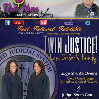 MEET TWIN BLACK FEMALE JUDGES