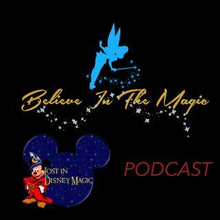 Lost In Disney Magic Podcast EP 1