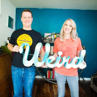 Weird Homes: Big Blend Radio Interview with David & Chelle Neff