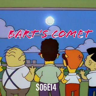 82) S06E14 (Bart's Comet)