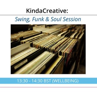 Swing, Funk & Soul Session | The KindaCreative Show Ep. 1 with Django Flaherty