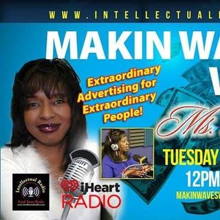 Senator Kimberly Lightford/ Waves With Darci Radio Show
