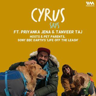Ep. 698: feat. Priyanka Jena & Tanveer Taj