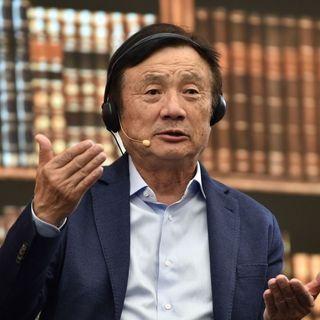 Las ventas de Huawei se resentirán por el veto de EEUU, advierte su fundador