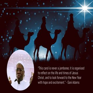 Apostle Gani Adams Preaches Love, Compassion At Christmas