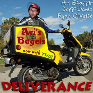 #100: Deliverance (Ryan O'Neill, Jeff Danis, George Saint Pierre, Nate Diaz, Ari Shaffir)
