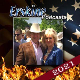 Donna Fiducia-Don Neuen on GA Election and America 2021 (ep#1-2-21)