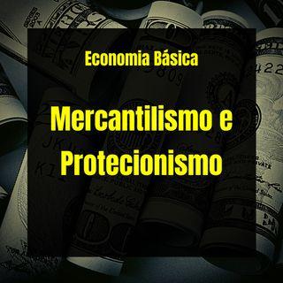 Economia Básica - Mercantilismo e Protecionismo - 08