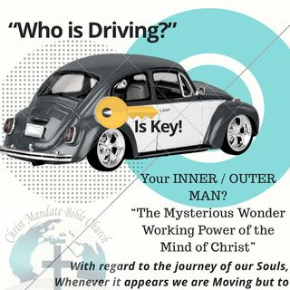 WHO IS DRIVING?: (The Journey of Our Soul)