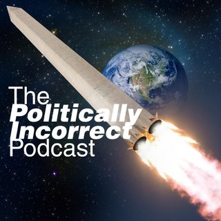 The Politically Incorrect Podcast with guest  terrorism writer Joseph Hammond