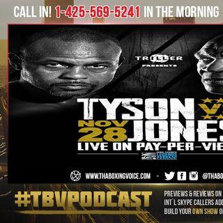 ☎️Mike Tyson vs. Roy Jones Jr.🔥It's Fight Week❗️But Is It A Real Fight❓