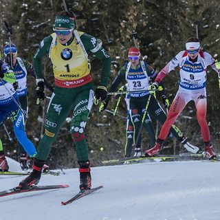 IBU World Cup Biathlon, Individuale femminile Oestersund, Svezia
